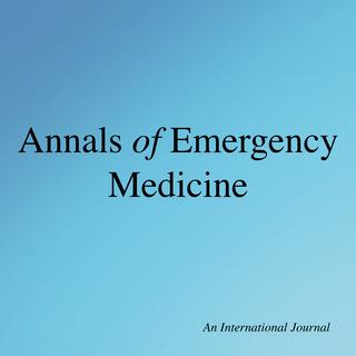 Annals of Emergency Medicine – Reversal of NOAC's Artwork