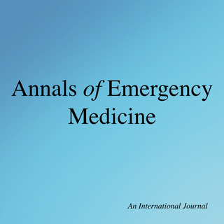 Annals of Emergency Medicine – Remember To Take Your Vitamins Artwork