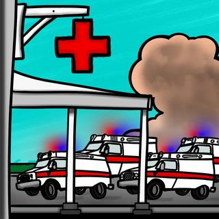 Mass Casualty Incidents - A Practical Approach from a Military Perspective Artwork