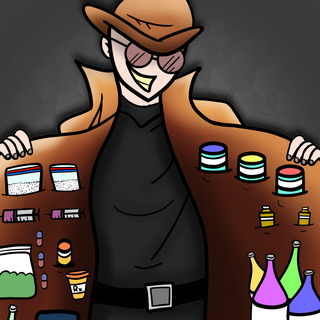 Toxicology Sessions -  Fake Xanax Artwork