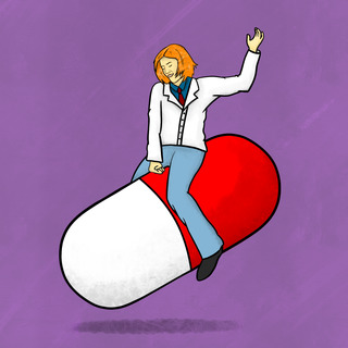 Pharmacology Rounds – Are Opiates Bad for ACS Artwork