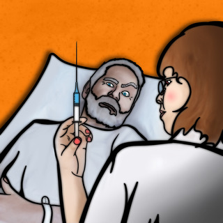 Against Medical Advice Artwork