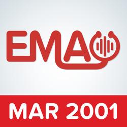 EMA March 2001 Artwork