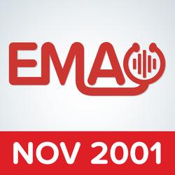EMA November 2001 Artwork