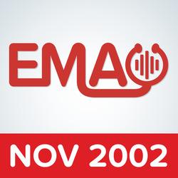 EMA November 2002 Artwork