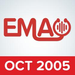 EMA October 2005 Artwork