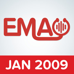 EMA January 2009 Artwork