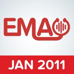 EMA January 2011 Artwork