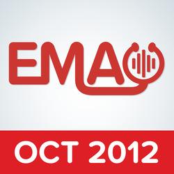 EMA October 2012 Artwork