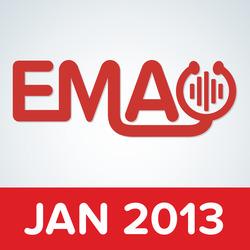 EMA January 2013 Artwork