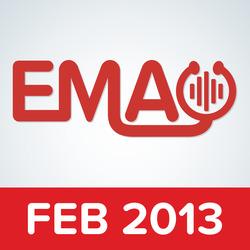 EMA February 2013 Artwork