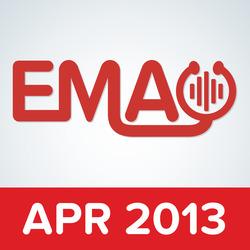 EMA April 2013 Artwork