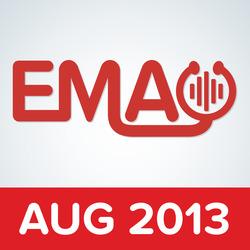 EMA August 2013 Artwork