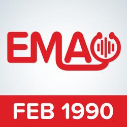 EMA February 1990 Artwork