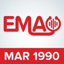 EMA March 1990 Artwork