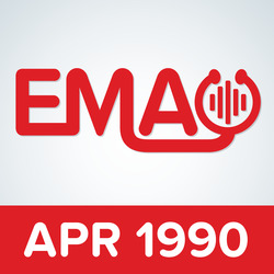 EMA April 1990 Artwork