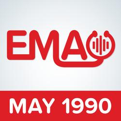 EMA May 1990 Artwork