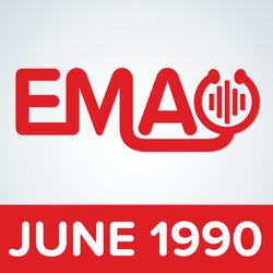 EMA June 1990 Artwork