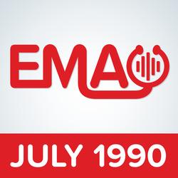 EMA July 1990 Artwork