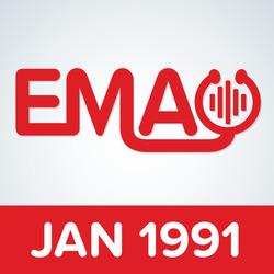 EMA January 1991 Artwork