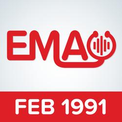 EMA February 1991 Artwork