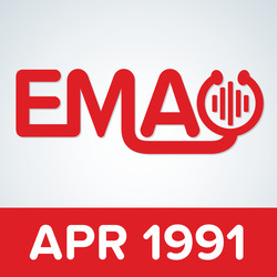 EMA April 1991 Artwork