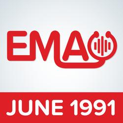 EMA June 1991 Artwork