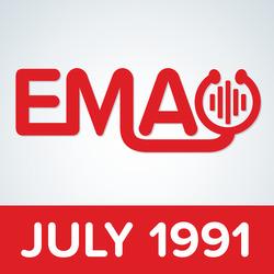 EMA July 1991 Artwork