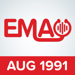 EMA August 1991 Artwork