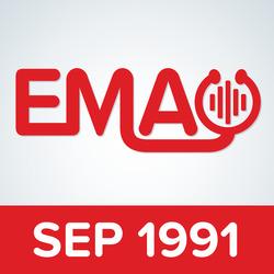 EMA September 1991 Artwork
