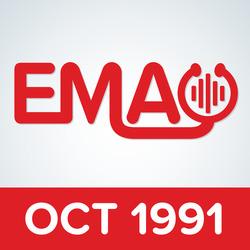 EMA October 1991 Artwork