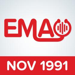 EMA November 1991 Artwork