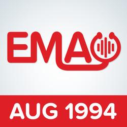 EMA August 1994 Artwork