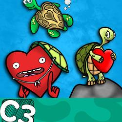 C3 - Bradycardia Artwork