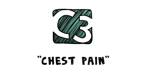 C3: Chest Pain (Visual Summary) Artwork