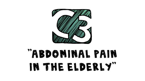 C3: Elderly Abdominal Pain (Visual Summary) Artwork