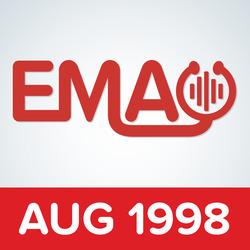 EMA August 1998 Artwork