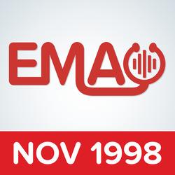 EMA November 1998 Artwork