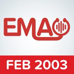 EMA February 2003 Artwork