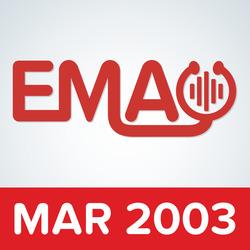 EMA March 2003 Artwork
