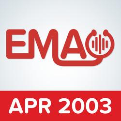 EMA April 2003 Artwork