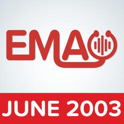EMA June 2003 Artwork