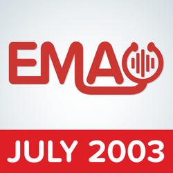 EMA July 2003 Artwork
