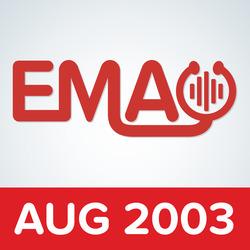 EMA August 2003 Artwork