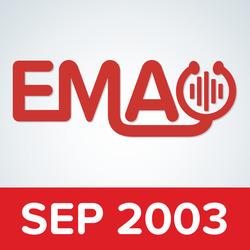 EMA September 2003 Artwork