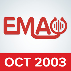 EMA October 2003 Artwork