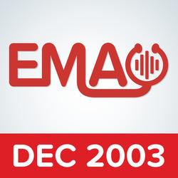 EMA December 2003 Artwork