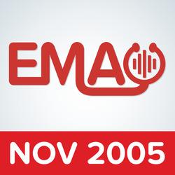 EMA November 2005 Artwork