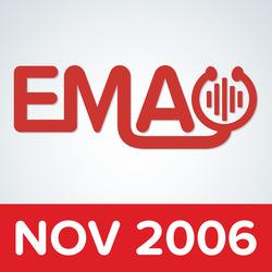 EMA November 2006 Artwork