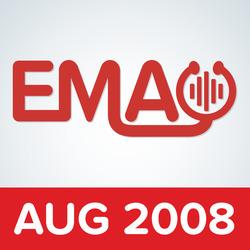 EMA August 2008 Artwork